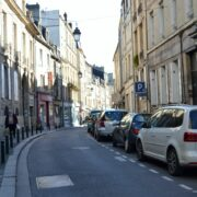 Rue à Caen