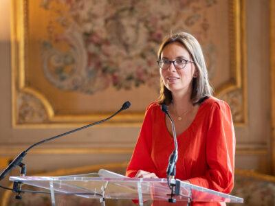 Amélie de Montchalin, ministre de la Transformation et de la Fonction publique